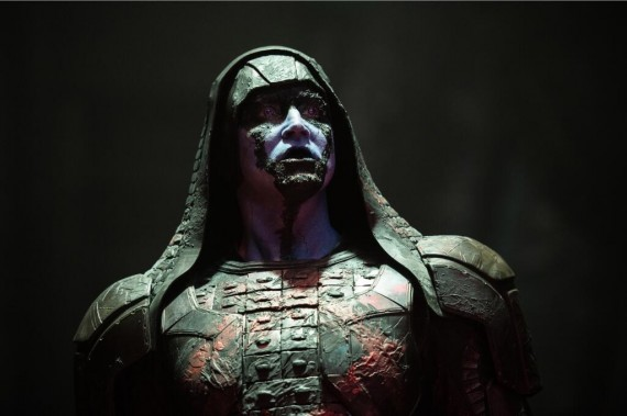 Ronan the Accuser was the first living Kree we have seen in the MCU.